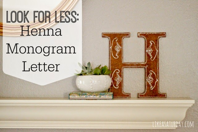 urban outfitters henna letter