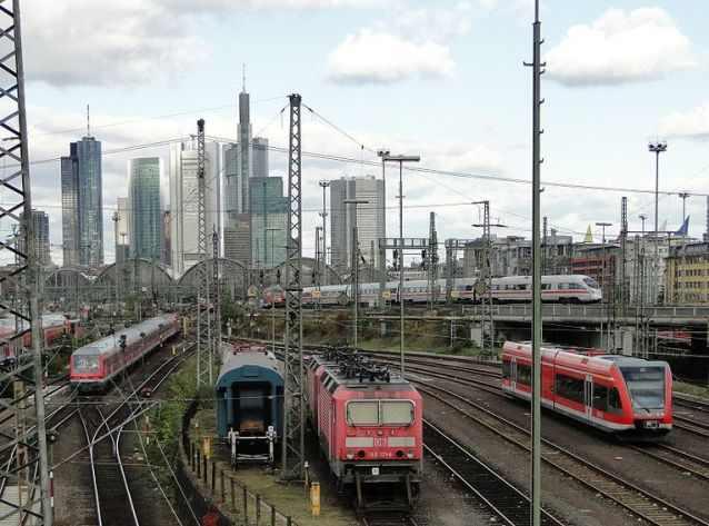 Jalur Kereta Yang Rumit