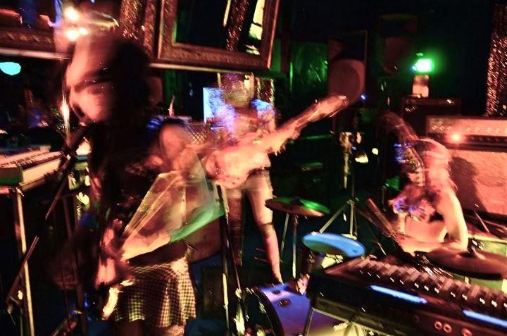Roxy Monoxide, Bonus Beast, LuLu Gamma Ray