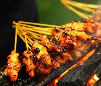 Resepi Satay Kajang Sate Ayam Haji Samuri