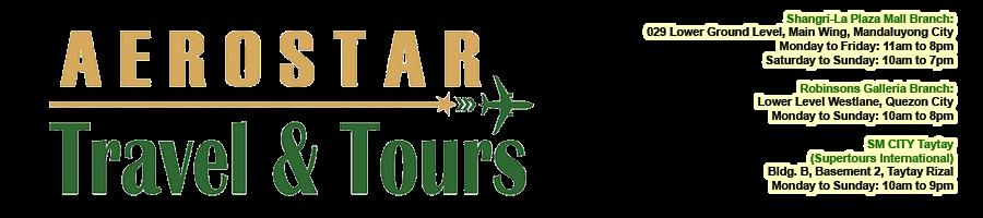 AEROSTAR Travel & Tours