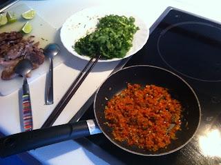 Vietnamese Cuisine: Bun Bo Hue