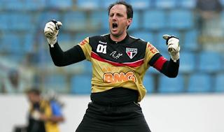 Rogeiro Ceni llegó a los 1000 partidos con Sao Paulo