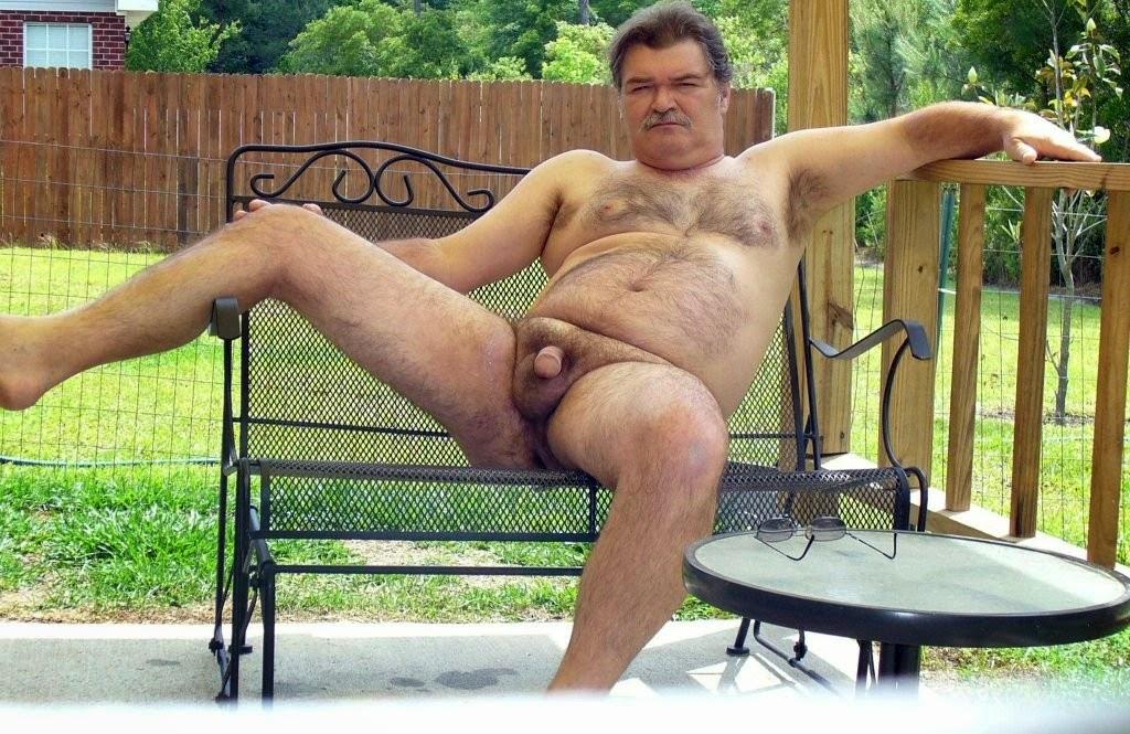 Фото толстых голых мужиков сбольшими приборами