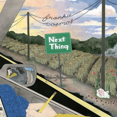 "FRANKIE COSMOS ""Sinister"""