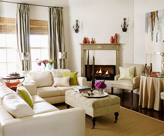 Modern furniture practical storage 2013 decorating ideas for Furniture arrangement small living room with fireplace