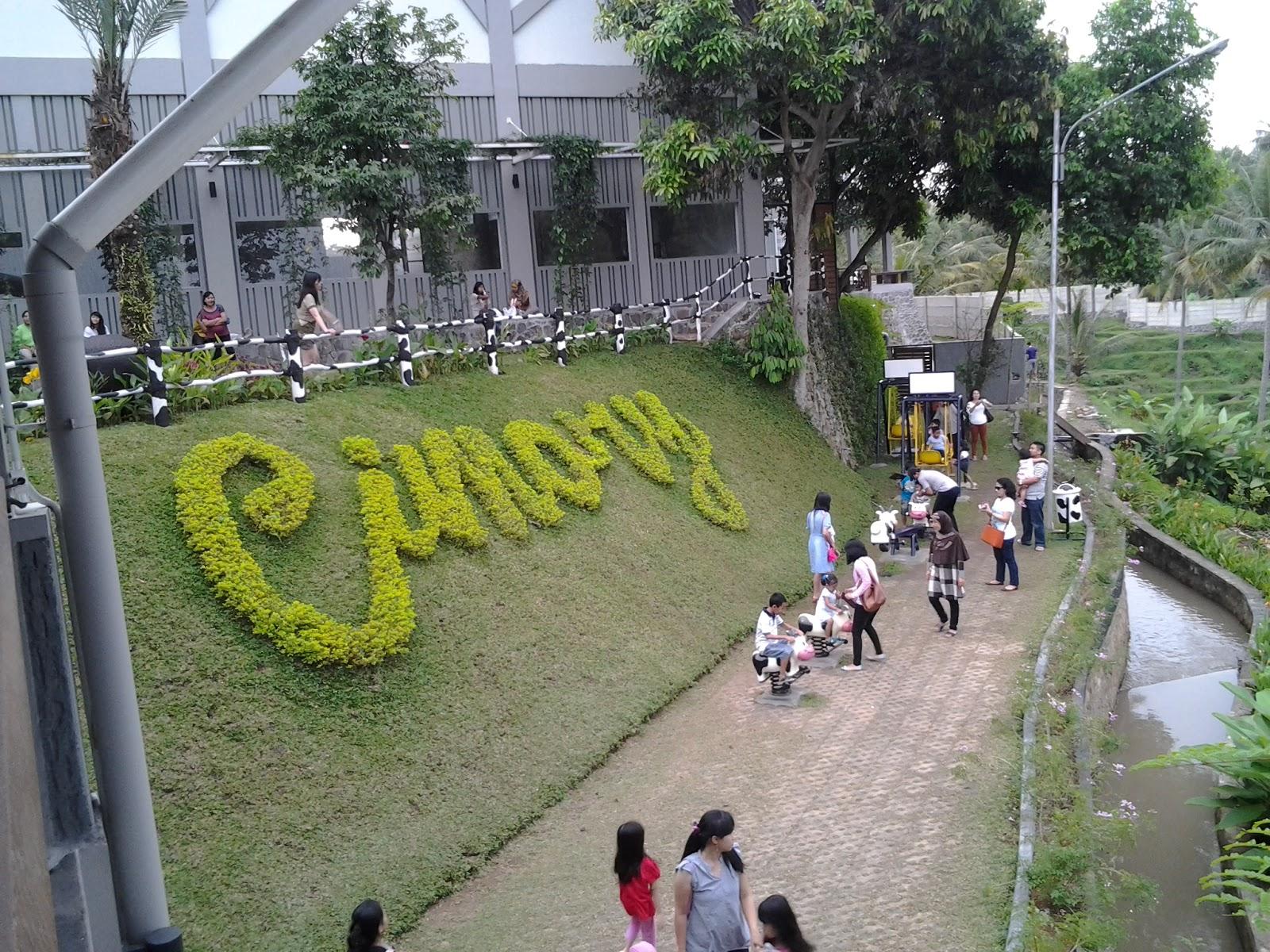 IMAGE : Wisata Cimory Malang