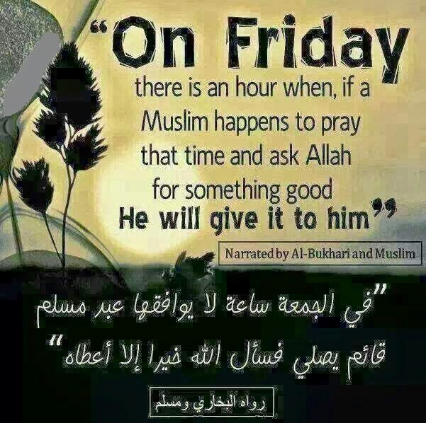 Islamic Blog about Muslims: Hadith related Friday ...