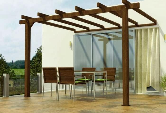 Casas de madera en leroy merlin dise os arquitect nicos for Pergolas de madera para jardin leroy merlin