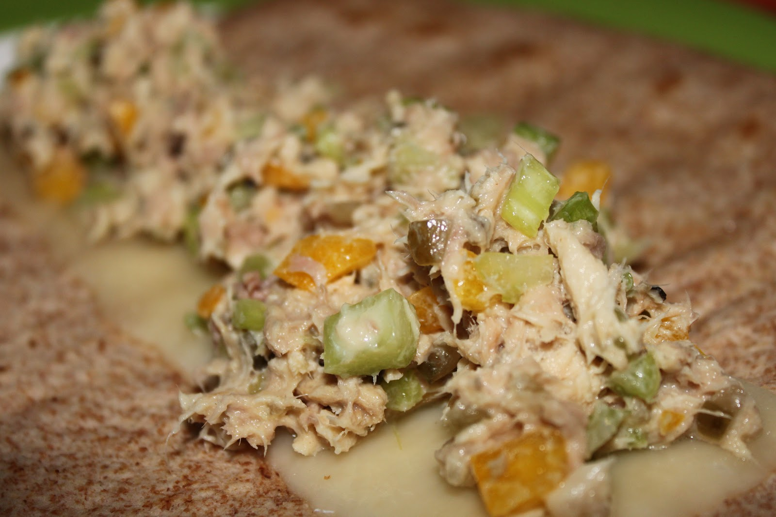 Better Life with Burgers: Best Tuna Salad Ever