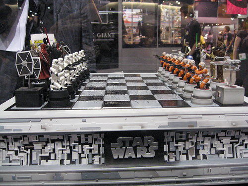 Chesscraft 20 Coolest And Most Unique Chess Sets