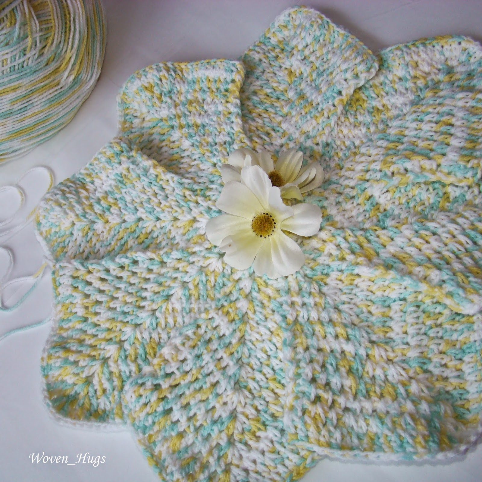 Amigurumi Baby Blanket crochet Pattern