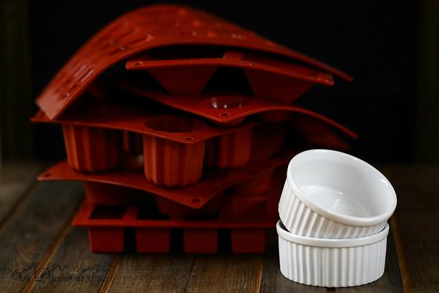 Comment cuire les gâteaux : températures, moules, temps de cuisson... (moules silicone, métal, céramique)
