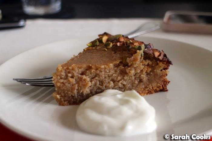 Sarah Cooks Persian Love Cake