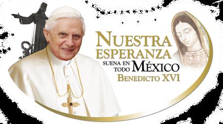 Página oficial del Papa Benedicto XVI