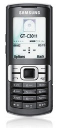 Multimedia Mobile Samsung C3011