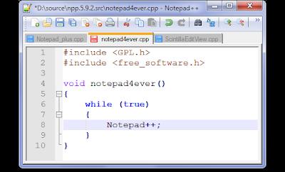 Notepad++ 6.2