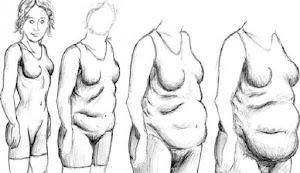 Ini Penyebab Anda Tak Bisa Turunkan Berat Badan
