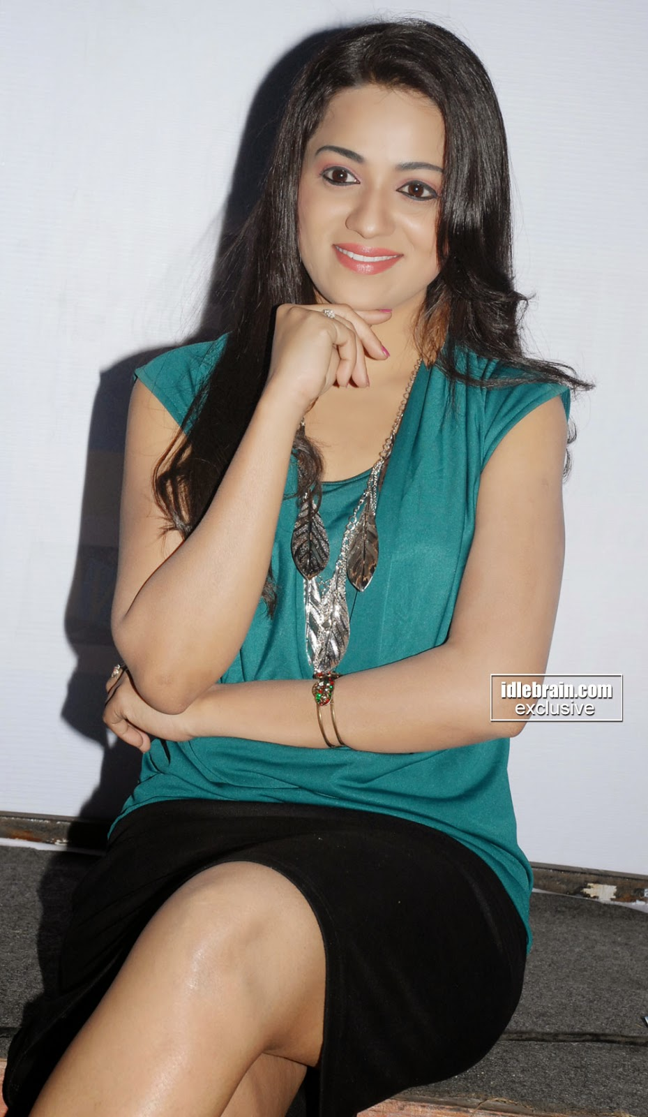 Reshma legs at Love Cycle Audio Release