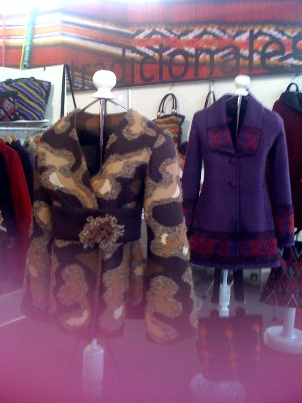 peruvian apparel peru moda 2011