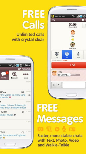 kakaotalk chat room persona