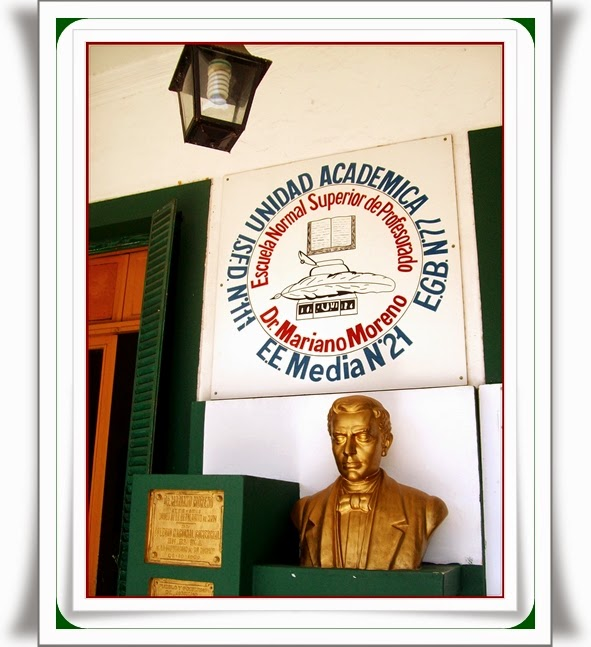 Unidad Académica Mariano Moreno