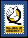 Certificado de Qualidade de Atendimento.