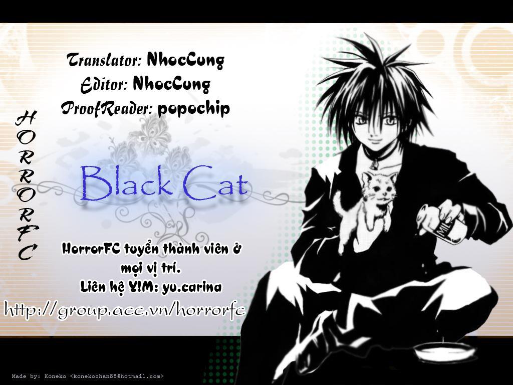 xem truyen moi - Black Cat Black Cat Chap 13