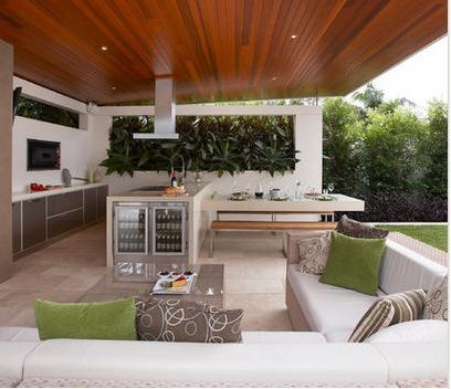Fotos de terrazas terrazas y jardines terrazas modernas for Modelos de casas con terrazas modernas