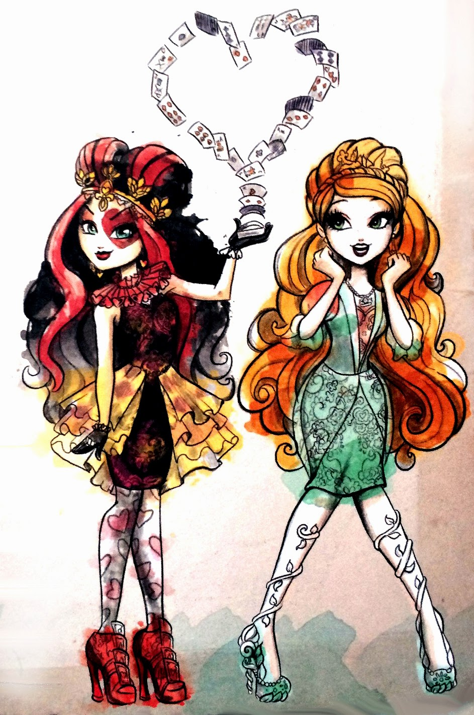 It is an image of Candid Fotos De Ever After High