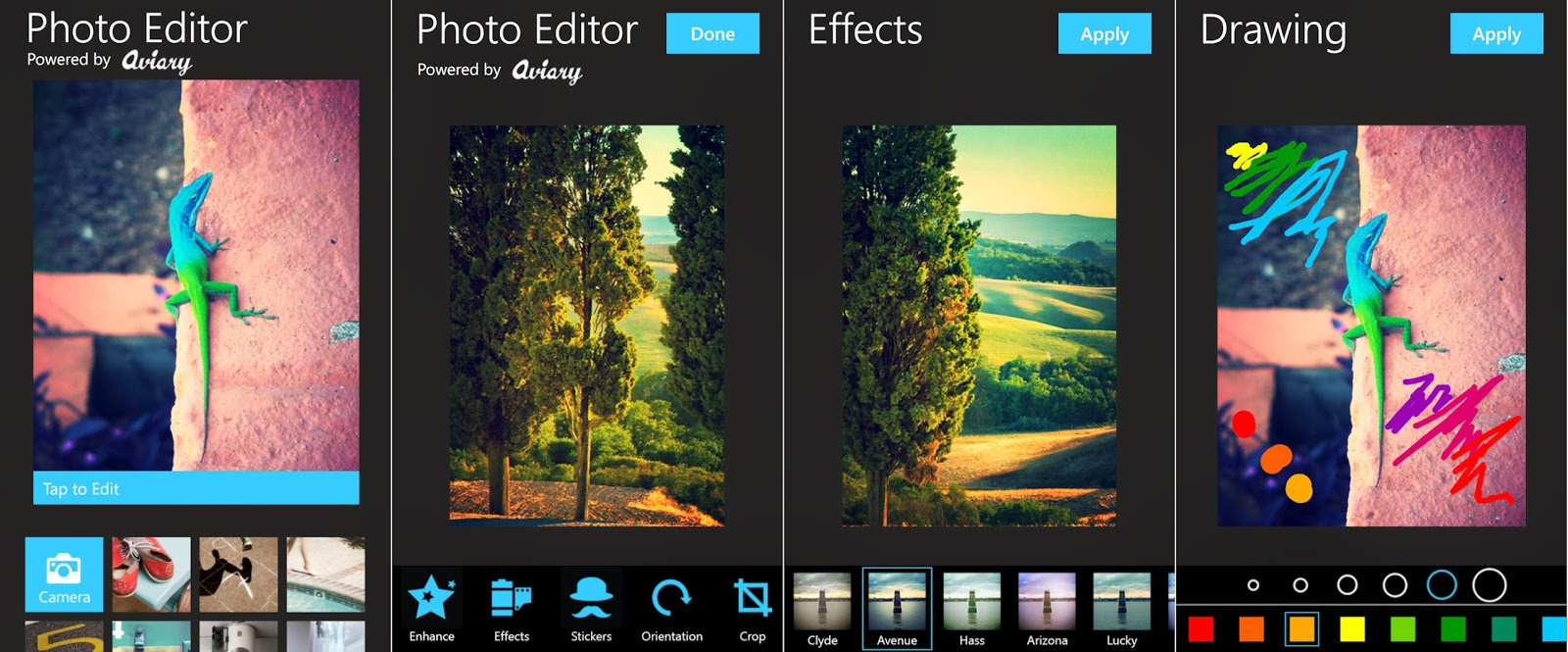 Top 10 free photo editing apps for android users Free photo software