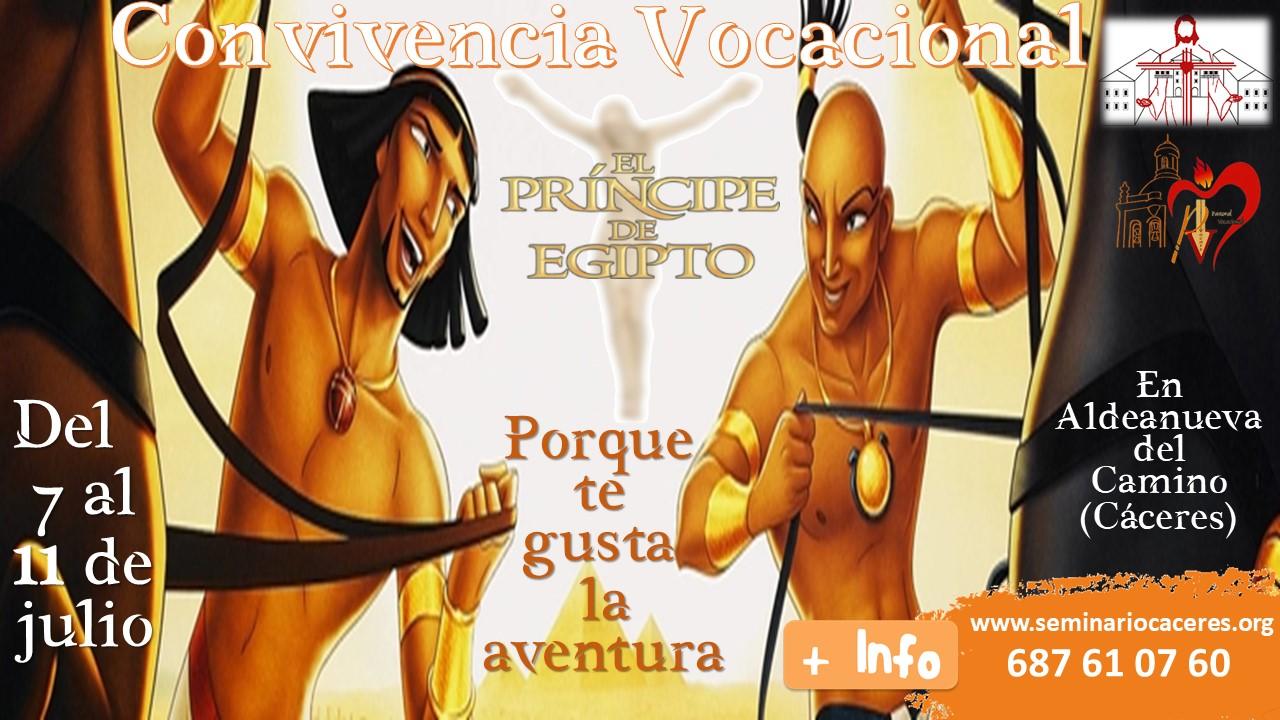 CONVIVENCIA VOCACIONAL VERANO