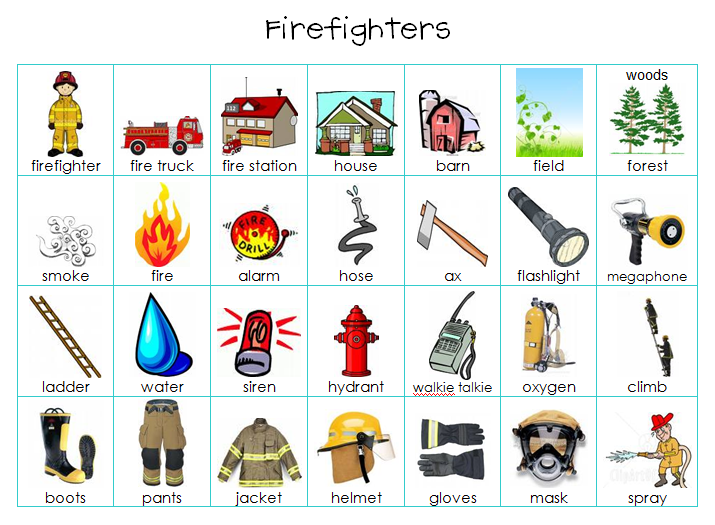 Essay on fireman for kids