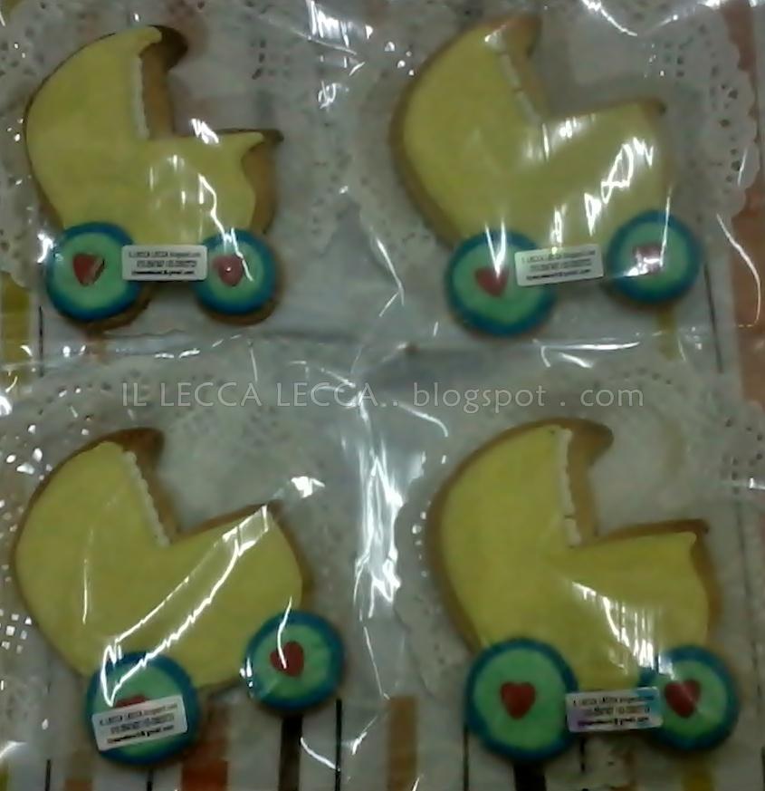 fancy cookies aqiqah cukur jambul stroller