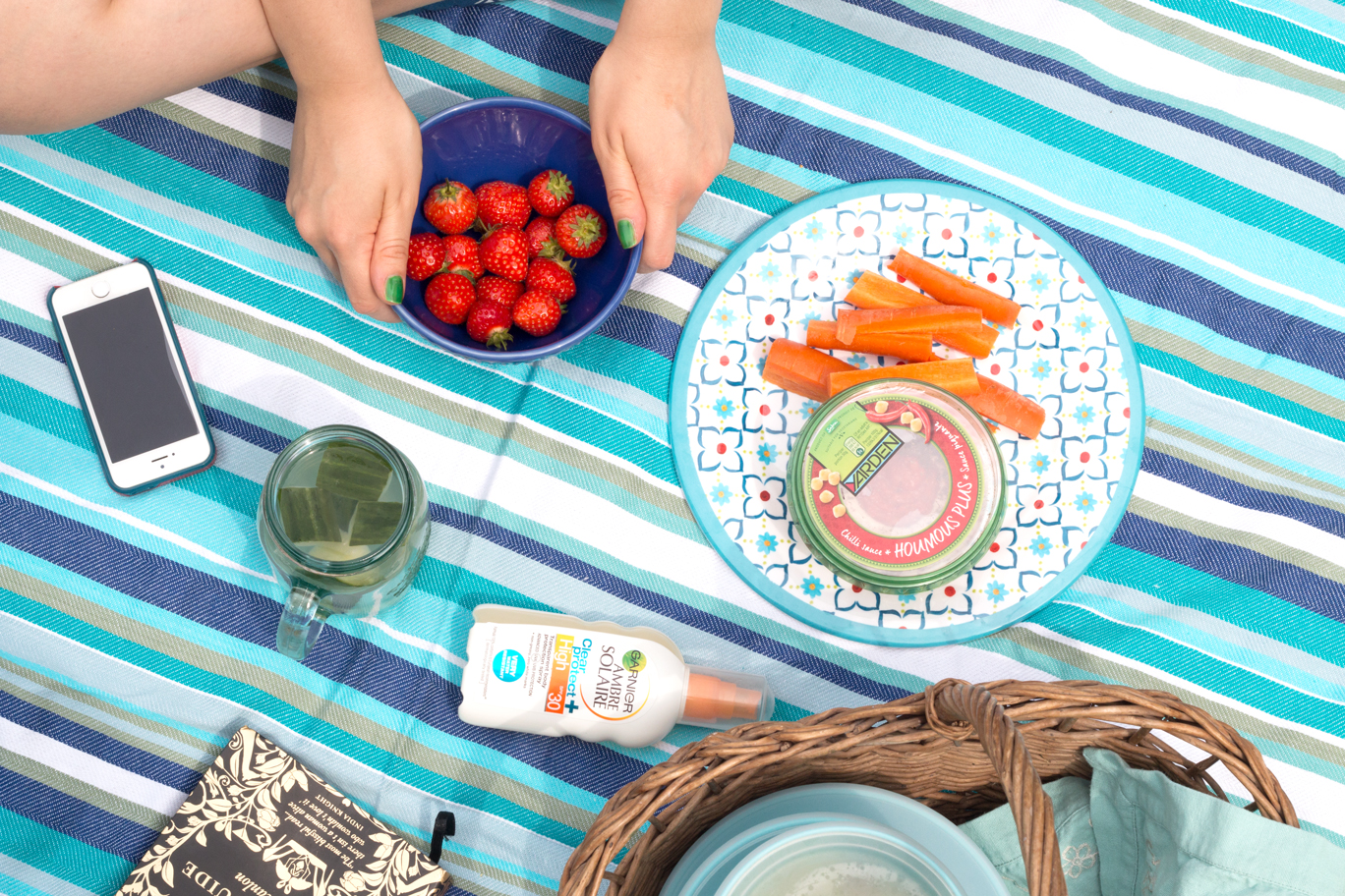 A WIMBLEDON WORTHY PICNIC WITH HOMESENSE