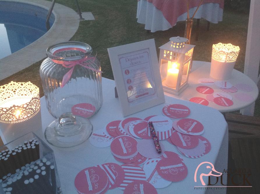 firmas boda rosa