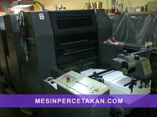 Heidelberg Speedmaster SM 52 | 4 colors printing machine
