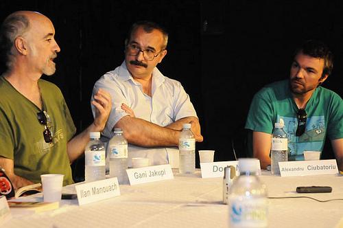 Gani jakupi juillet 2011 - Salon du livre des balkans ...