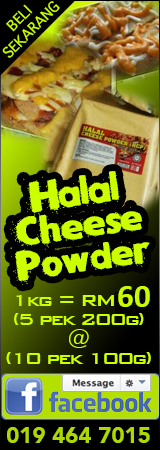 promosi borong harga murah halal cheese powder