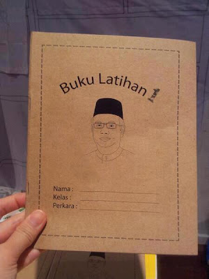 taksub fitnah pm, keadilan daily putar belit bahan ciptaan sendiri