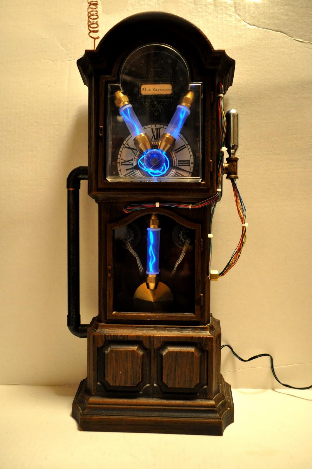 how to make a steampunk tardis