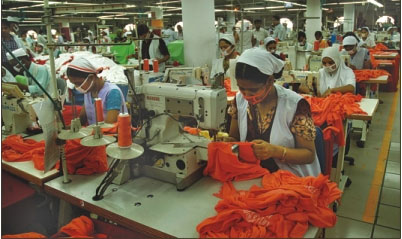 overview of garments industry in bangladesh Agriculture, as the case in india, has been the backbone of economy and chief source of income for the people of bangladesh, the country made of villages government.