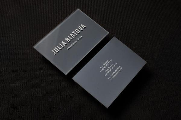 20 creative plastic business card designs jayce o yesta creative plastic business card designs reheart Image collections