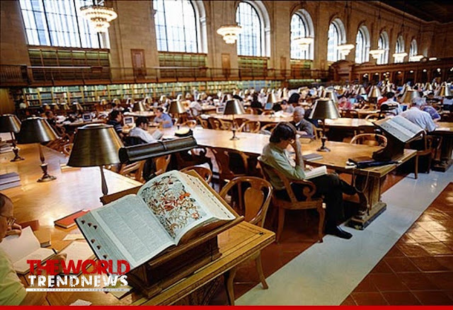 New York Public Library, Stephen A. Schwarz-man Building, New York, Tennessee-mass, NY Times,