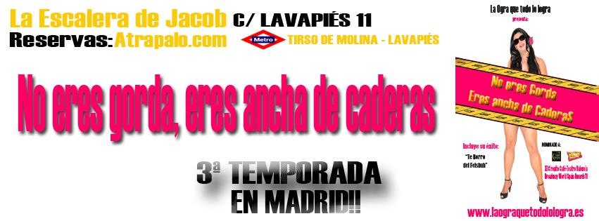 ¡¡AHORA EN MADRID!!