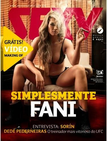 Download Revista Sexy: Fani Maio 2014