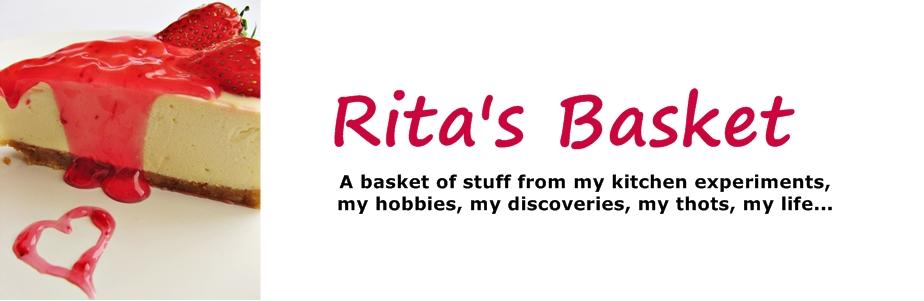 Rita's Basket