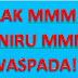 Meniru Sistem MMM, Waspada!!!