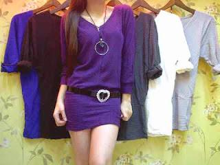 Grosir Baju Import Korea Murah Surabaya