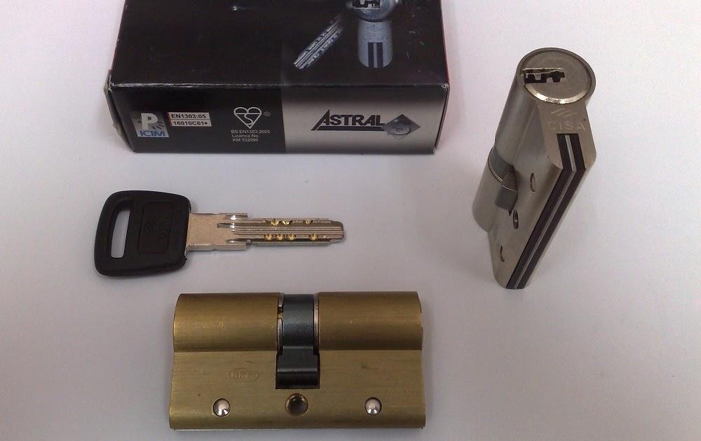 Cisa astral bomb n de seguridad anti taladro anti rotura for Mejor bombin de seguridad